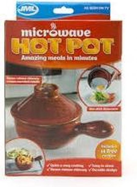 microwave hot pot