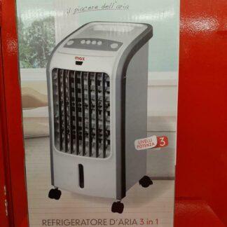 Max ventilator 3 in 1 met waterbak en koelelementen