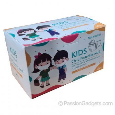 50st kind beschermend gezichtsmasker