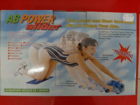 AB power Slider