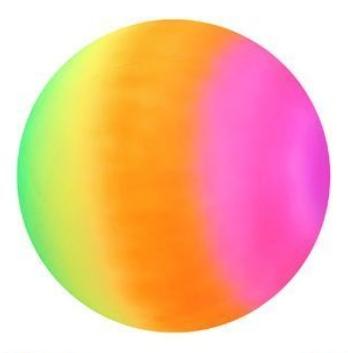 Regenboogbal