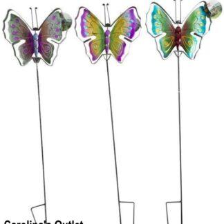 rond draaiende vlinders