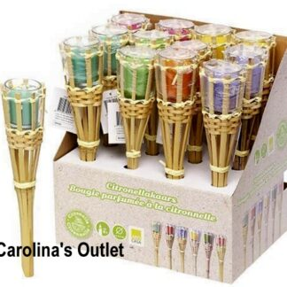 Arti Casa Citronellakaars Bamboe