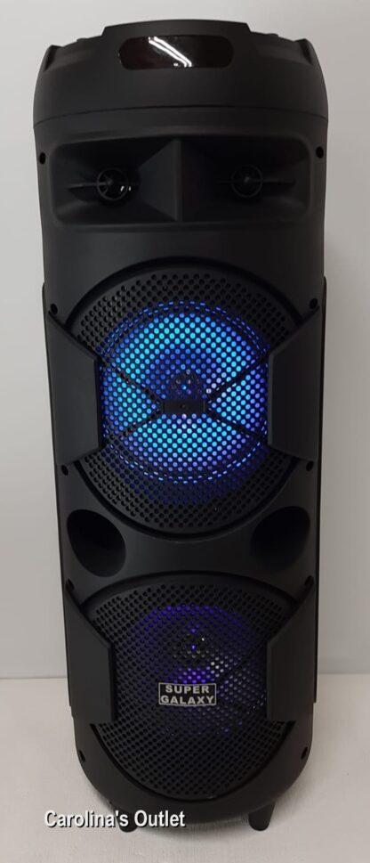 Super Galaxy ED-2801 BT Gettoblaster