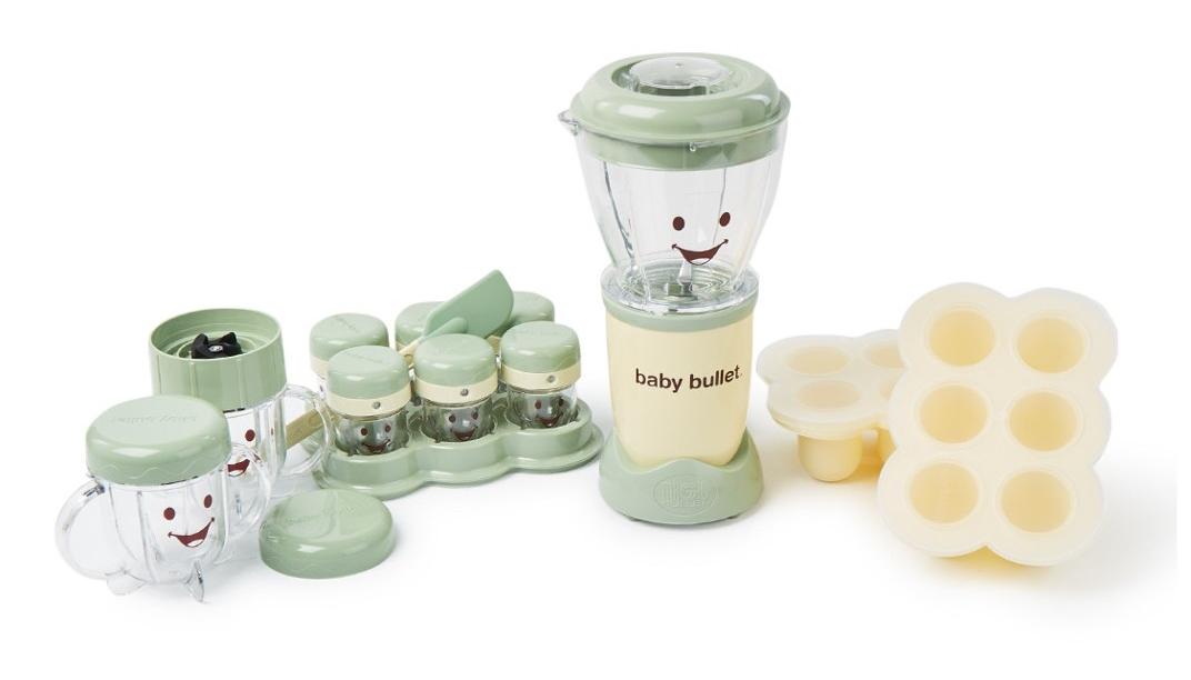 Nutribullet Baby Bullet blender 22-delig