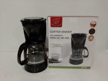 Royal Swiss Koffiezetapparaat 1,5L
