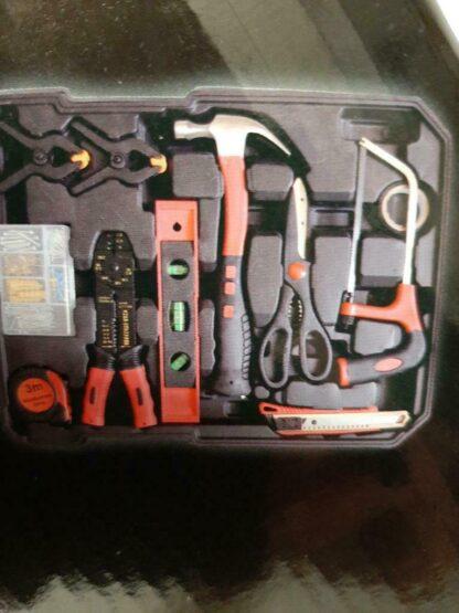 Kraft professionele gereedschapskoffer