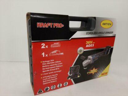 Kraft Pro Plus - Haakse Slijper Flex