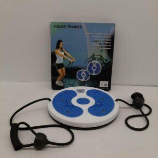 Cardio twister trainingsplaat met elastieken