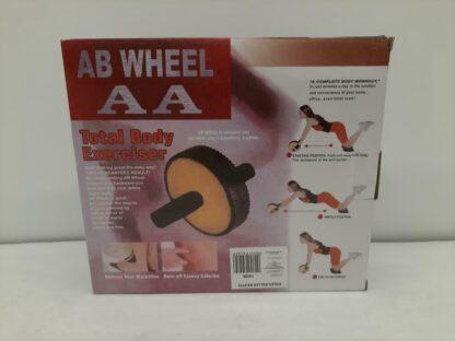 Ab wheel - Ab roller - Buik trainingswiel - Buikspiertrainer